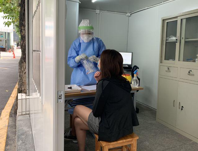 广东启用首个新冠肺炎愈后复诊门诊