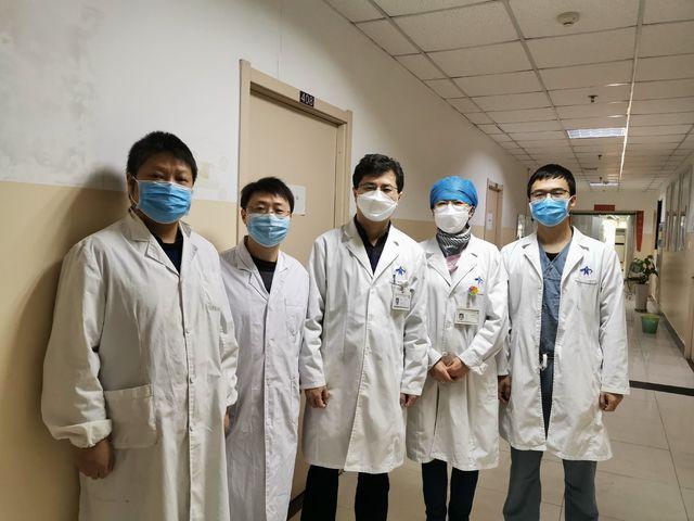 西安交大一附院青年ECMO团队扛起救治新冠肺炎重症患者重任