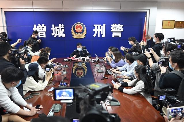 """广州警方:没有证据证明""""梅姨""""是否存在 不希望孩子炒股配资 被过度解读 父子仍未认亲"""