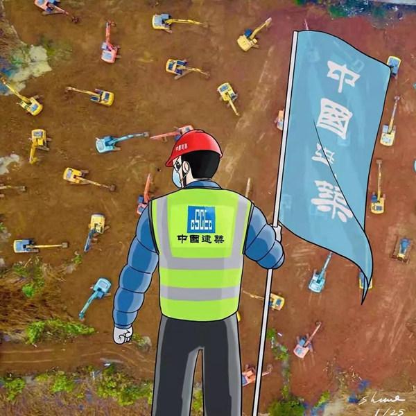 防疫抗疫十万火急!公路中央星夜驰援新疆!设计院武汉企业图片