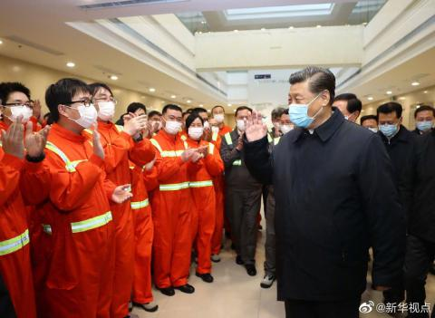 【中国青年报 冰点】_习近平在浙江考察调研