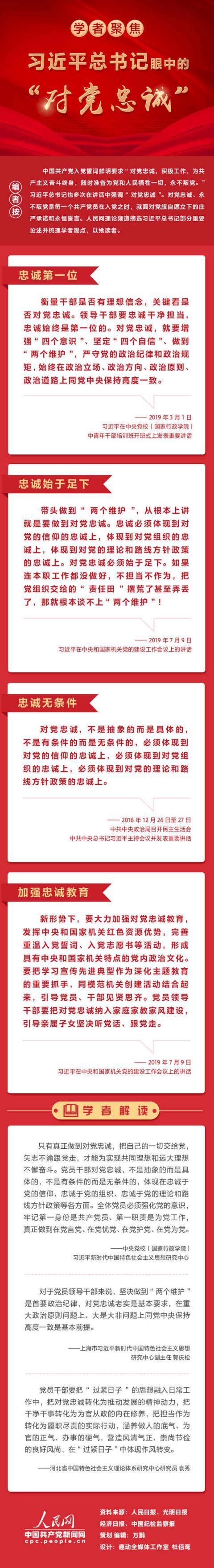 """【郑也夫】_图解:习近平总书记眼中的""""对党忠诚"""""""