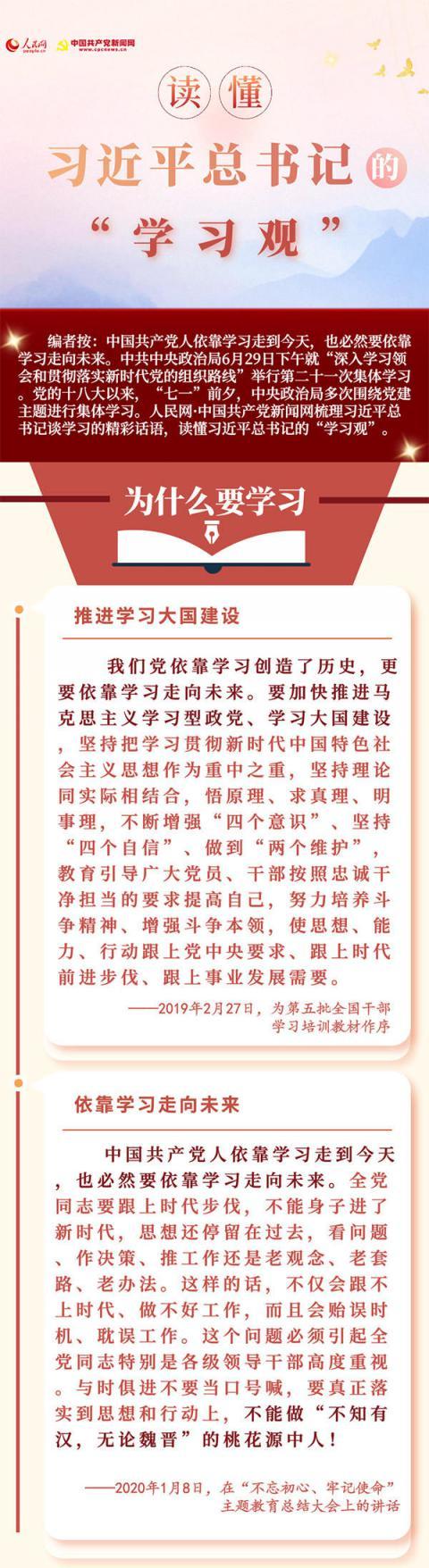 """【金徐凯】_图解:@全体党员,读懂习近平总书记的""""学习观"""""""