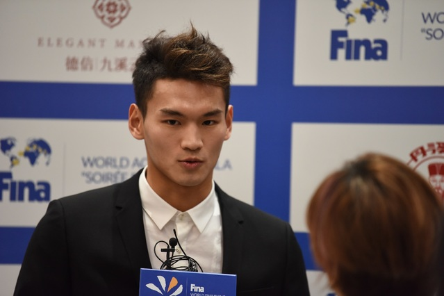 国际泳联年度颁奖