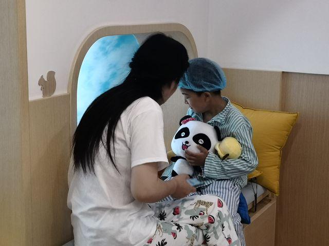 """上海最暖""""术前准备室""""在儿童医学中心""""开业"""""""