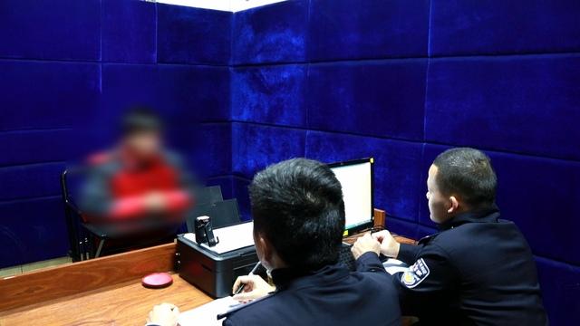倒賣800余張車票的嫌疑人被貴陽鐵路警方抓獲