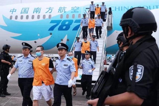 重慶警方2019年反詐成績單:境外抓回詐騙嫌疑人416名