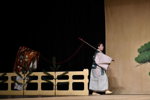"""日本古典戏剧""""狂言""""受邀""""相约北京""""国际艺术节"""