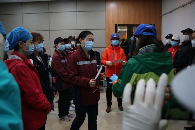 「医疗」四川、河南部分医疗队员撤离武汉