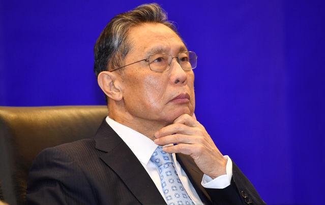钟南山院士连线韩国专家交流防控经验
