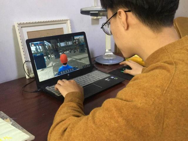 """青岛科技大学:""""网络实验课""""让学生线上""""动手""""实验"""