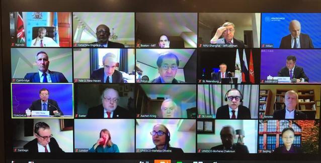 15国大学对话:疫情下全球高校应携手推动在线教育变革