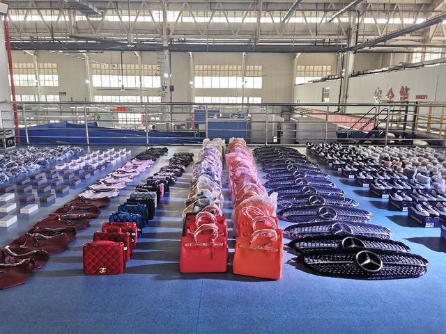深圳海关2019年扣留涉嫌侵权货物约1400万件