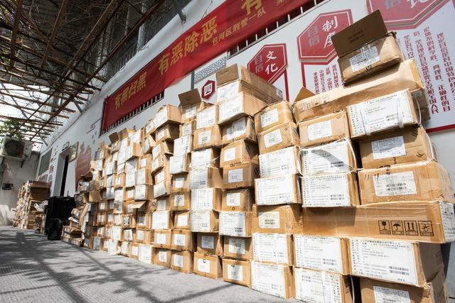 合肥警方打掉一特大黑色產業鏈團伙 繳獲物聯網卡56萬多張