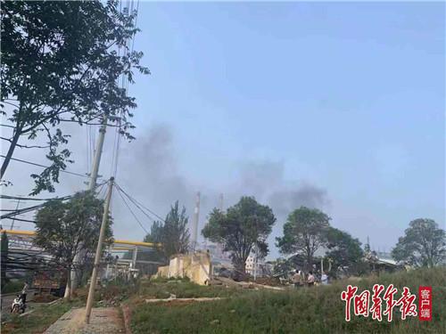 """义马气化厂爆炸事故后,19名重伤员""""一人一策""""救治中"""