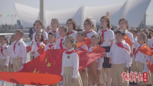 青岛市少工委庆祝新中国成立70周年主题活动正式启动