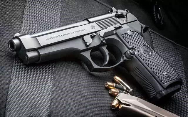 副行長的槍從哪來的?