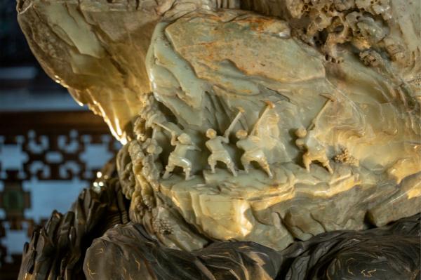 纪录片《中国的宝藏》讲述中国传统文化