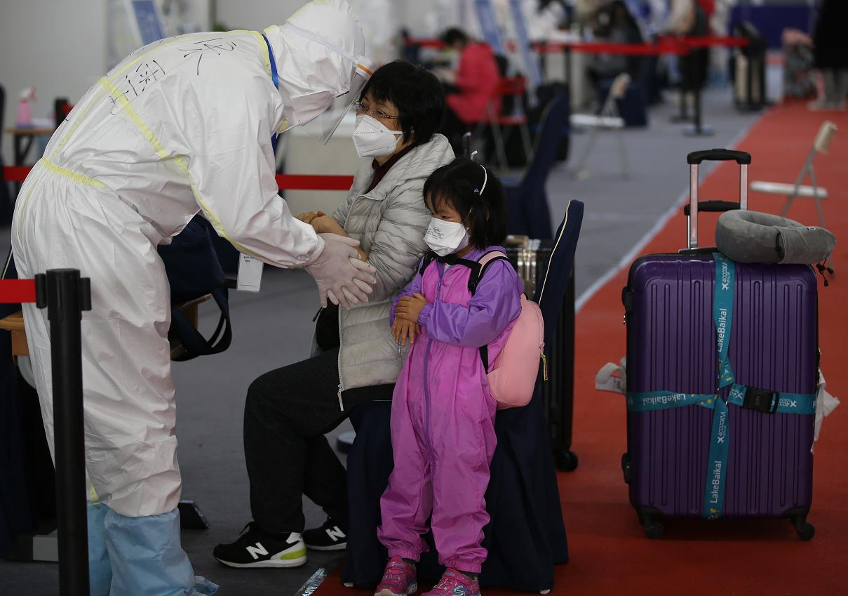 探望北京新国展,入境安好闭环如何实现