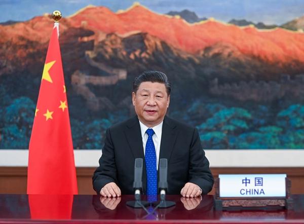 【订阅中国青年报】_习近平宣布支持全球抗疫五项举措